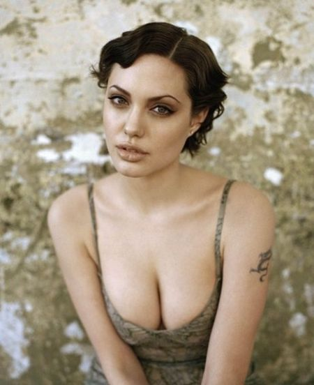 Angelina Jolie da vuot qua nguy co bi ung thu vu nhu the nao? - Anh 2