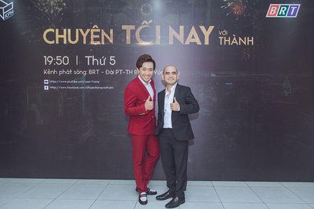Dan sao Viet dinh dam on lai ky niem trong talkshow 'sang chanh' cua Tran Thanh - Anh 1