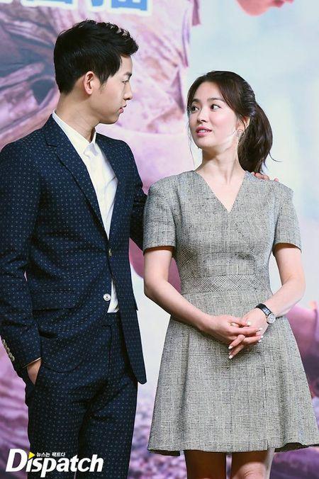 Song Joong Ki va Song Hye Kyo chup anh cuoi tai ky quan cua My - Anh 1