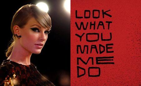 Taylor Swift dang ky ban quyen cho loi ca khuc moi - Anh 1