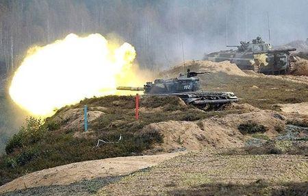 NATO to Nga giau thong tin sieu tap tran Zapad - Anh 1