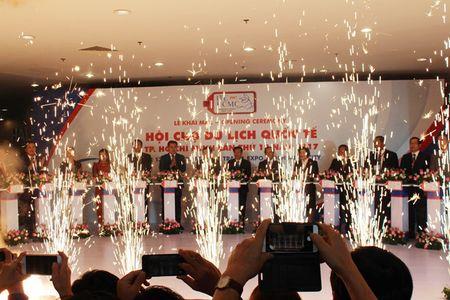 18 quoc gia va vung lanh tho tham gia ITE HCMC 2017 - Anh 1