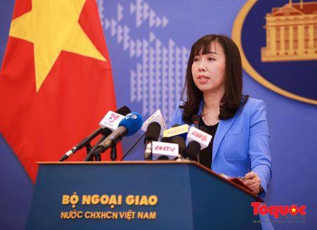 Bo Ngoai giao cap nhat thong tin ve cong dan tu vong tai Dai Loan - Anh 1