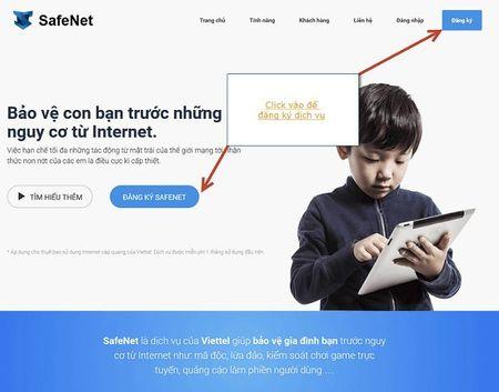 Ung dung bao ve tre em khoi 'ke xau' khi su dung Internet - Anh 2