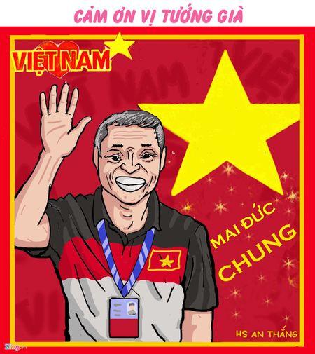 Hi hoa HLV Mai Duc Chung sung sot vi hoc tro 'nu tinh hoa' - Anh 10