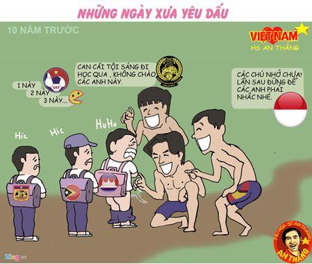Hi hoa HLV Mai Duc Chung sung sot vi hoc tro 'nu tinh hoa' - Anh 8