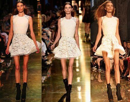 Gucci, Dior chinh thuc cam nguoi mau sieu gay - Anh 2