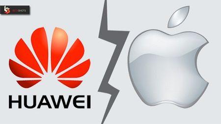 Vuot qua Apple, Huawei tro thanh hang smartphone lon thu 2 the gioi - Anh 1