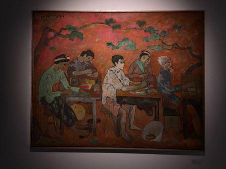 Chiem nguong bo suu tap tranh do so cua Luu Cong Nhan - Anh 5
