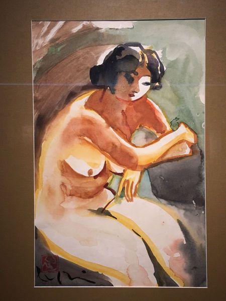 Chiem nguong bo suu tap tranh do so cua Luu Cong Nhan - Anh 8