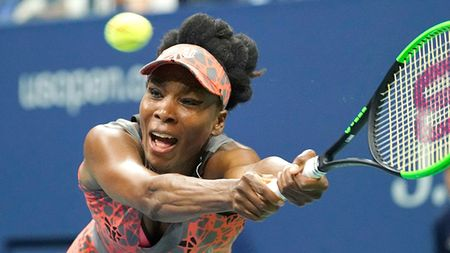 Cho Venus Williams tai hien lich su o US Open - Anh 1