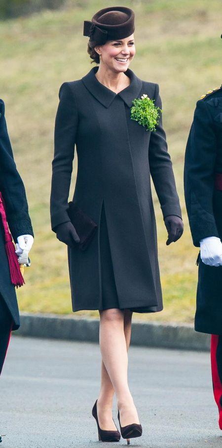 Me man thoi trang ba bau cua Cong nuong Kate Middleton - Anh 2
