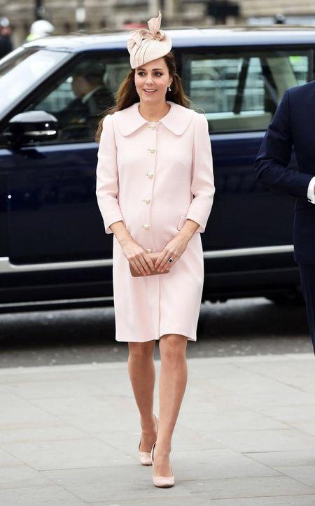 Me man thoi trang ba bau cua Cong nuong Kate Middleton - Anh 5