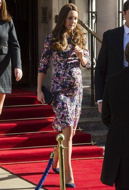 Me man thoi trang ba bau cua Cong nuong Kate Middleton - Anh 6