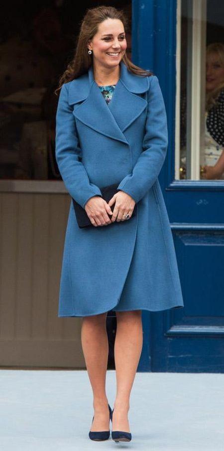 Me man thoi trang ba bau cua Cong nuong Kate Middleton - Anh 7