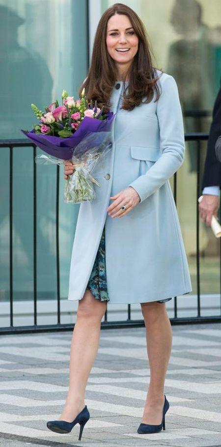 Me man thoi trang ba bau cua Cong nuong Kate Middleton - Anh 9