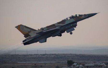Syria cao buoc Israel tan cong cac muc tieu tai tinh Hama - Anh 1