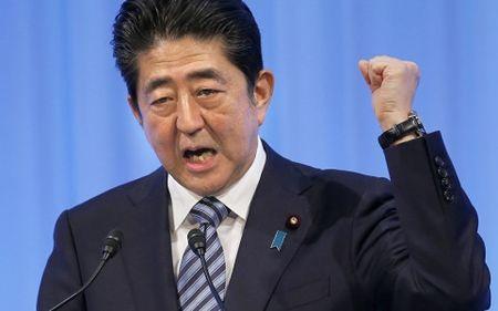 Thu tuong Shizo Abe: The gioi can gay suc ep toi da voi Trieu Tien - Anh 1