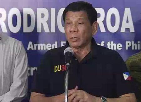 Philippines tuyen bo khong thuong luong voi nhom khung bo Maute - Anh 1
