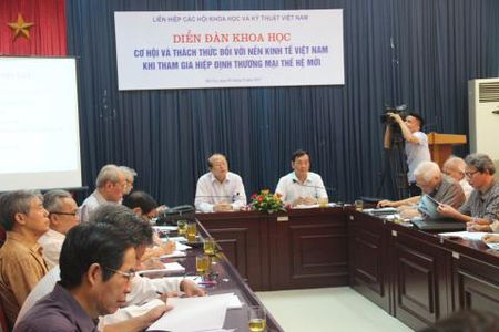 Viet Nam tham gia FTA the he moi: Noi lo rat lon - Anh 2