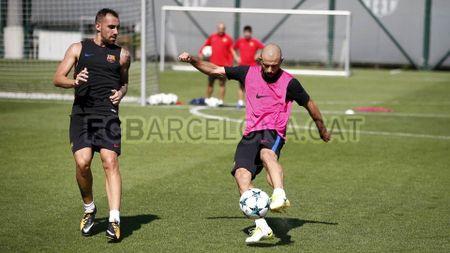 Barca san sang phuc thu Juventus - Anh 10