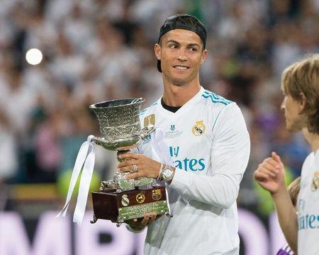 Top 10 cau thu co chi so cao nhat FIFA 18: Ronaldo so 1, Neymar o dau? - Anh 10