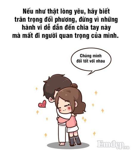 Cu lam nhung dieu nay thi chia tay chi la chuyen som muon - Anh 9
