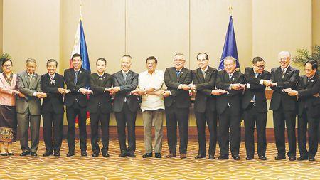 Tang toc ket noi ASEAN voi cac nen kinh te lon - Anh 1