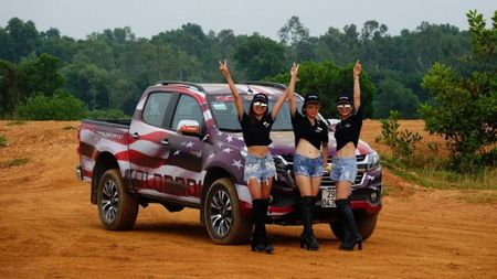 Chevrolet Colorado 'chay' cung Viet Nam Offroad Cup 2017 - Anh 10