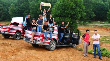 Chevrolet Colorado 'chay' cung Viet Nam Offroad Cup 2017 - Anh 12