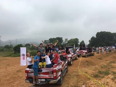 Chevrolet Colorado 'chay' cung Viet Nam Offroad Cup 2017 - Anh 13