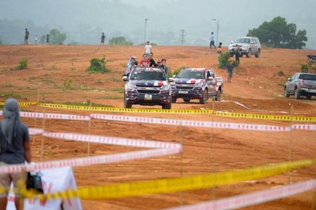 Chevrolet Colorado 'chay' cung Viet Nam Offroad Cup 2017 - Anh 2