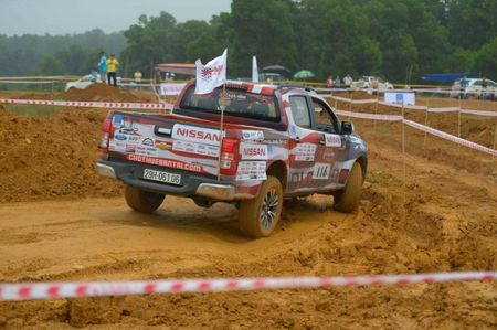 Chevrolet Colorado 'chay' cung Viet Nam Offroad Cup 2017 - Anh 6