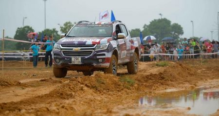 Chevrolet Colorado 'chay' cung Viet Nam Offroad Cup 2017 - Anh 7