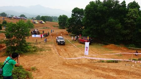 Chevrolet Colorado 'chay' cung Viet Nam Offroad Cup 2017 - Anh 8