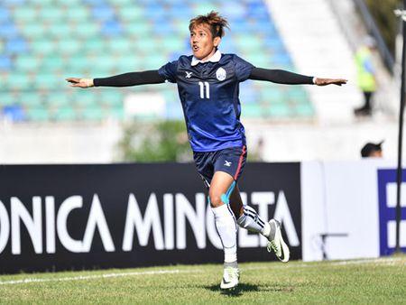 Thai League 'san lung' Cong Phuong va cac tai nang Dong Nam A - Anh 3