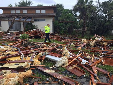 Sieu bao Irma can quet Florida - Anh 12