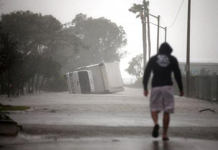 Sieu bao Irma can quet Florida - Anh 14