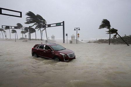 Sieu bao Irma can quet Florida - Anh 2