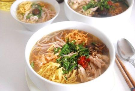 Dao quanh pho co, thuong thuc 10 mon an truyen thong chuan vi Ha Noi - Anh 3