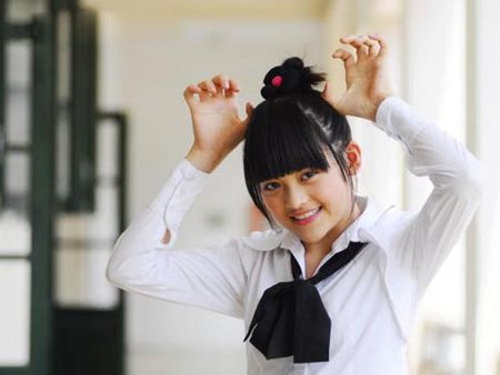 Nhung hot teen Viet thuo 'cong chua bong bong', 'co be Dau Tay', 'Miss Audition' gio ra sao? - Anh 40