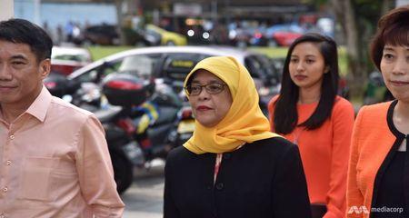 Singapore se co tong thong la nguoi goc Malaysia - Anh 1
