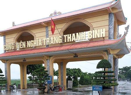 Tranh chap 5 nam cua Ban lanh dao khien Nghia trang Thanh Binh bat on - Anh 1