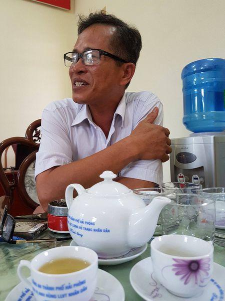 Thuy Nguyen, Hai Phong: Tam dinh chi cong tac Hieu truong THCS Minh Tan vi lam thu dau nam hoc - Anh 1