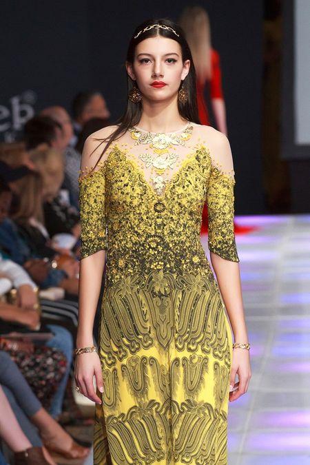 Khai mac New York Couture Fashion Week, NTK Viet tao tieng vang lon - Anh 10