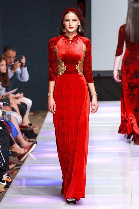 Khai mac New York Couture Fashion Week, NTK Viet tao tieng vang lon - Anh 4