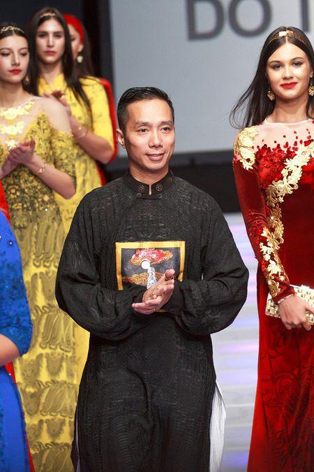 Khai mac New York Couture Fashion Week, NTK Viet tao tieng vang lon - Anh 5
