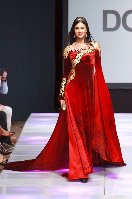Khai mac New York Couture Fashion Week, NTK Viet tao tieng vang lon - Anh 7