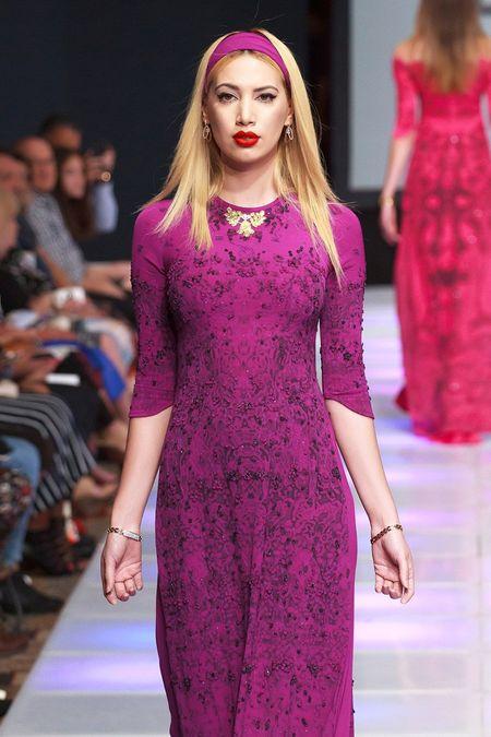 Khai mac New York Couture Fashion Week, NTK Viet tao tieng vang lon - Anh 9