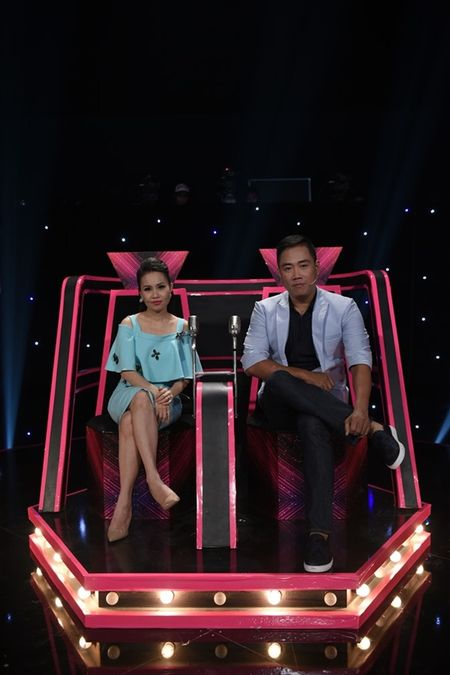 Dam Vinh Hung, Cam Ly mia mai khi Quang Le tu nhan minh gioi - Anh 3